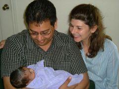 Baby Maya