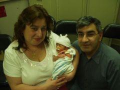 Baby Andrew Charles