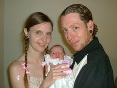 Baby Clara Flinn-Kinsey
