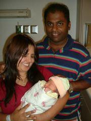 Baby Meera Janaki