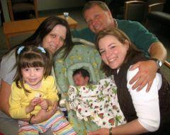 Baby Nicholas Allen