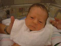Baby Logan Miller