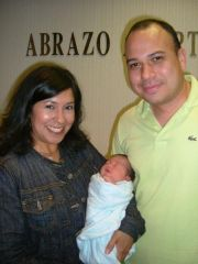 Baby Diego Ernesto