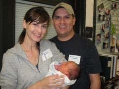 Baby Lucas Antony