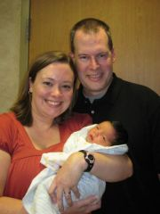 Baby Nathan Joel
