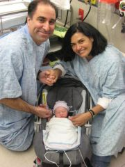 Baby Aidan Nicholas