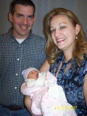 Baby Reagan Alise