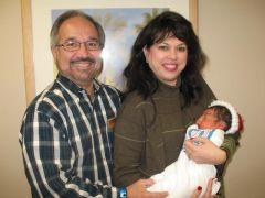 Baby Nicolas Adan