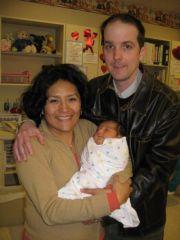 Baby Michael Daniel