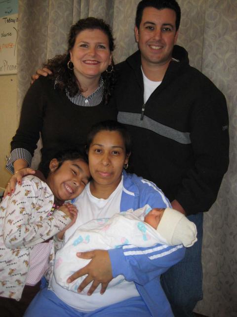 Baby Ava Micaela