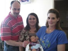 Baby Gavin Charles