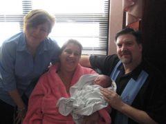 Baby Joshua Thomas
