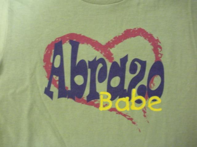 Abrazo Babe   (dark khaki)