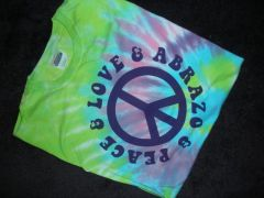 Peace, Love and Abrazo