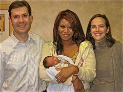 Welcome. Baby Benjamin!