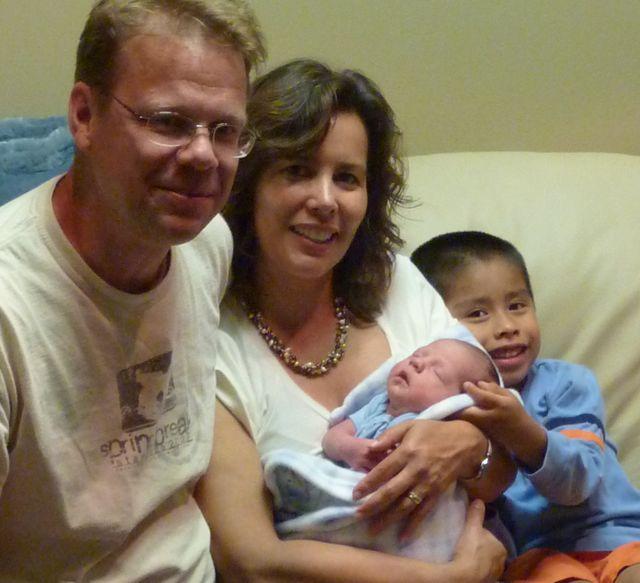 Welcome, Baby Jacob