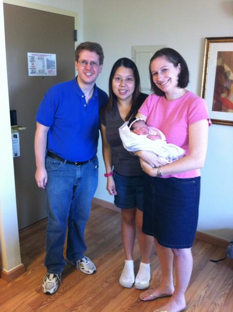Welcome, Baby Elena!