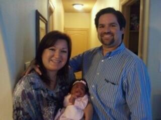 Welcome, Baby Maya!