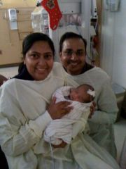 Welcome Baby Krish!!