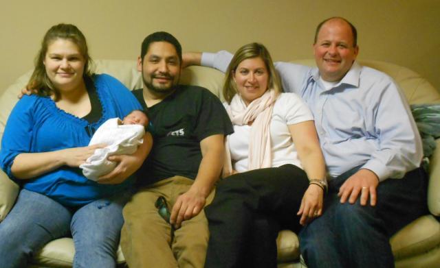 Welcome, Baby Gavin!