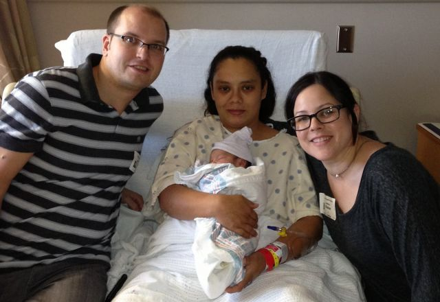 WELCOME, BABY XAVIER!