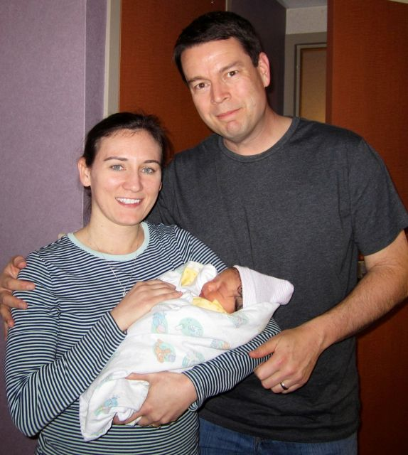 WELCOME, BABY CHARLOTTE!