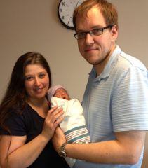 Welcome, Grant Elijah!