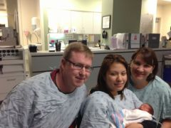 WELCOME, BABY MICAH!