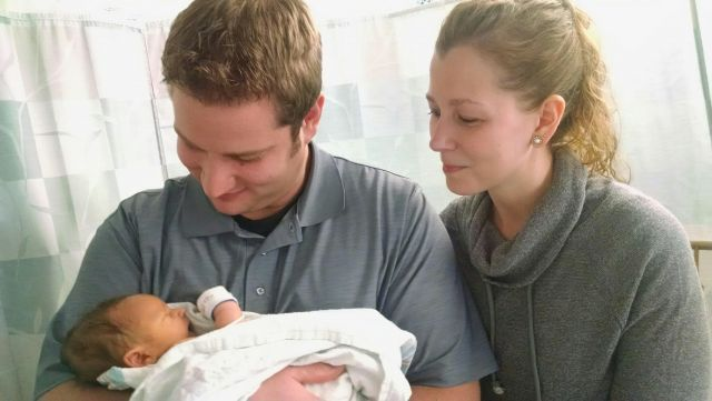 WELCOME, BABY DOMINICK!
