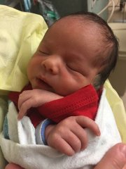 WELCOME, MAX JAMES!