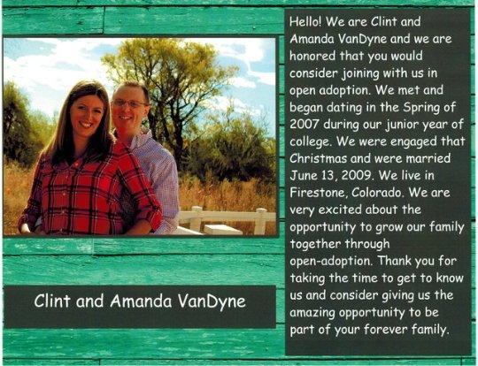 CLINT & AMANDA (CO)